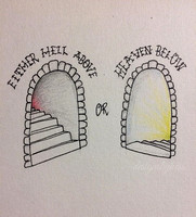 Hell Above, Heaven Below